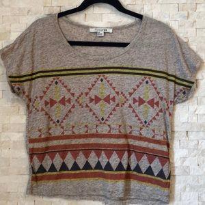 Tops - Aztec top